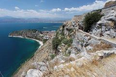 Nafplio Argolic Gulf Greece Stock Photography