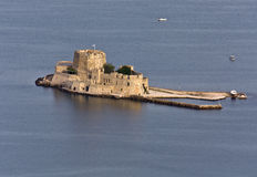 Nafplio city at Peloponnese, Greece stock images