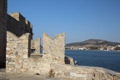 Nafplio, Greece, The castle of Bourtzi Stock Photo