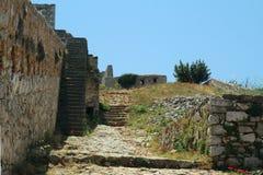 Nafplio, Greece, Palamidi Castle Stock Photography