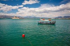 Nafplion港口在希腊 图库摄影