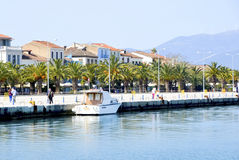 Nafplion,1st capital of Greece Stock Photography
