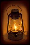 Nafty lampa Obraz Stock