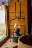 Nafty lampa Fotografia Royalty Free
