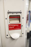 Nagłego wypadku alarm zdjęcie stock