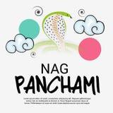 Nag Panchami Στοκ Εικόνες