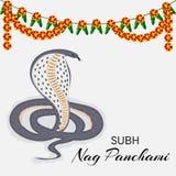 Nag Panchami Στοκ εικόνα με δικαίωμα ελεύθερης χρήσης