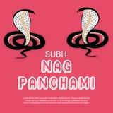 Nag Panchami Imagem de Stock