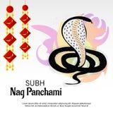 Nag Panchami Στοκ Φωτογραφία