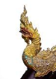 Naga ναών αετωμάτων Στοκ Εικόνες