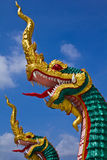 Naga. Royalty Free Stock Images