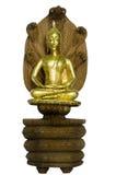 Naga Bouddha Photo libre de droits
