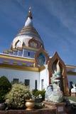 Naga chronienia wejście Wata Tha tona zdjęcie stock