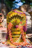 Naga Deity Royalty Free Stock Photo