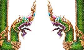 Naga Detail Royalty Free Stock Photos