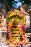 Naga-Gottheit lizenzfreies stockfoto
