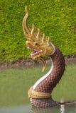 Naga guardian Stock Photos
