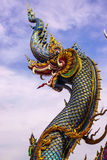 Naga Head Royalty Free Stock Photography