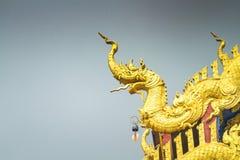 Naga hoofdstandbeeld Royalty-vrije Stock Foto's