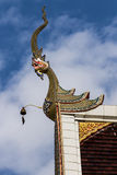 Naga Lanna szczytu apeks Zdjęcia Royalty Free