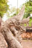 Naga Laos del drago Fotografia Stock Libera da Diritti