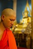 Naga ordination ceremony traditional buddhism thailand Stock Photography