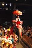 Naga parade Royalty Free Stock Image
