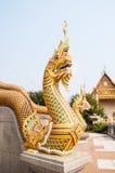 Naga at Pra Barom Tad Thuma Jedi, Udonthai Stock Photos