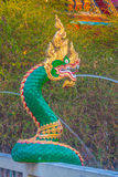 Naga sculpture. Stock Images