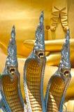 Naga-Statue Lizenzfreie Stockfotografie