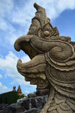 Naga statue Stock Photos