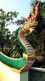 Naga statue Royalty Free Stock Photography