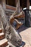 Naga statue closeup detail art Stock Photography