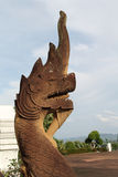 Naga statue Stock Photography