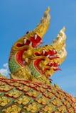 Naga statue royalty free stock photos