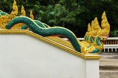 Naga statue Royalty Free Stock Photo