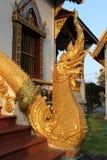 Naga statue Stock Image