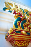 Naga statue,Thailand Stock Image