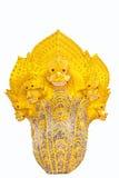 Naga statues Stock Images