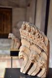 Naga stone. Royalty Free Stock Images