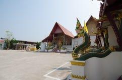 Naga stutue Royalty Free Stock Images