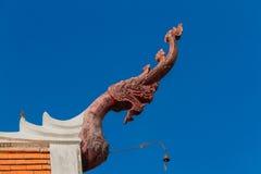Naga szczytu apeks Obraz Royalty Free