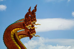 Naga Royalty Free Stock Photos
