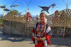 Naga Tribes Royalty Free Stock Photo