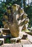 Naga w Chausaytevoda świątyni Zdjęcia Royalty Free
