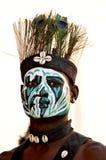 Naga warrior Royalty Free Stock Photography