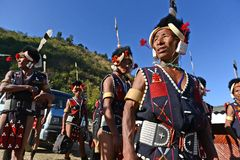 Free Naga Warrior Stock Images - 37178744