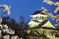 Nagahama Japan museum av historia royaltyfri foto