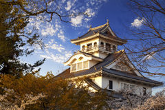 Nagahama, Japan Museum of History Royalty Free Stock Images