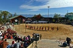 Nagaland Festival Stock Photo